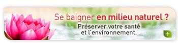 Préserver votre santé et l'environnement