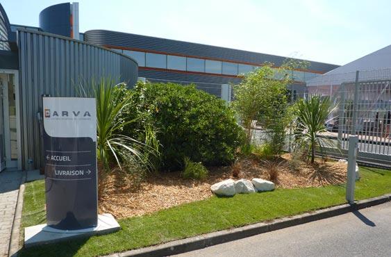 Jardins et espaces verts d 39 entreprises eive for Jardins et espaces verts